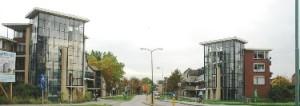 ingang wijk