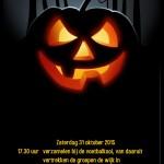 poster Halloween 2015 voorkant